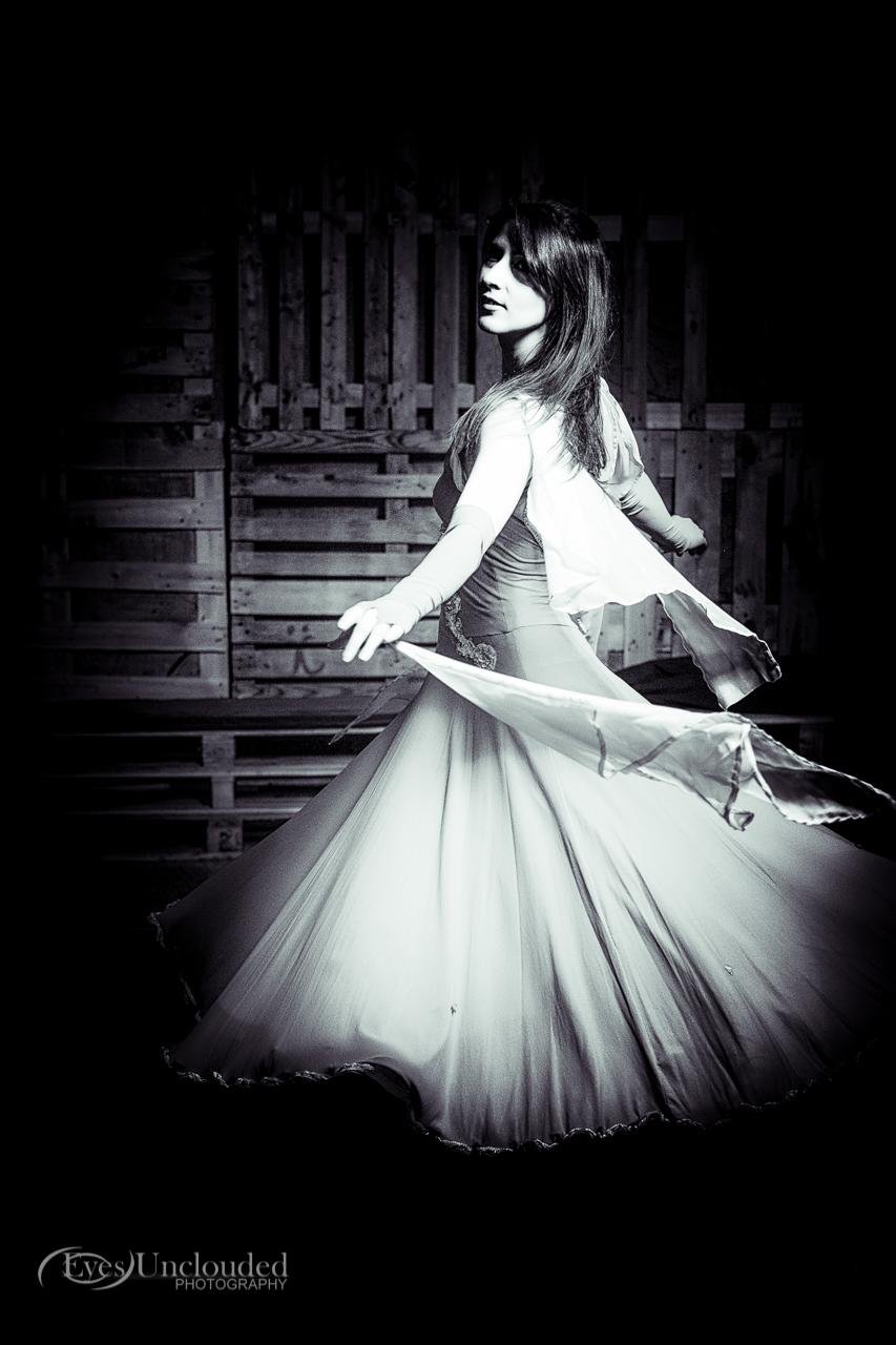 Dancer: Maria Mela