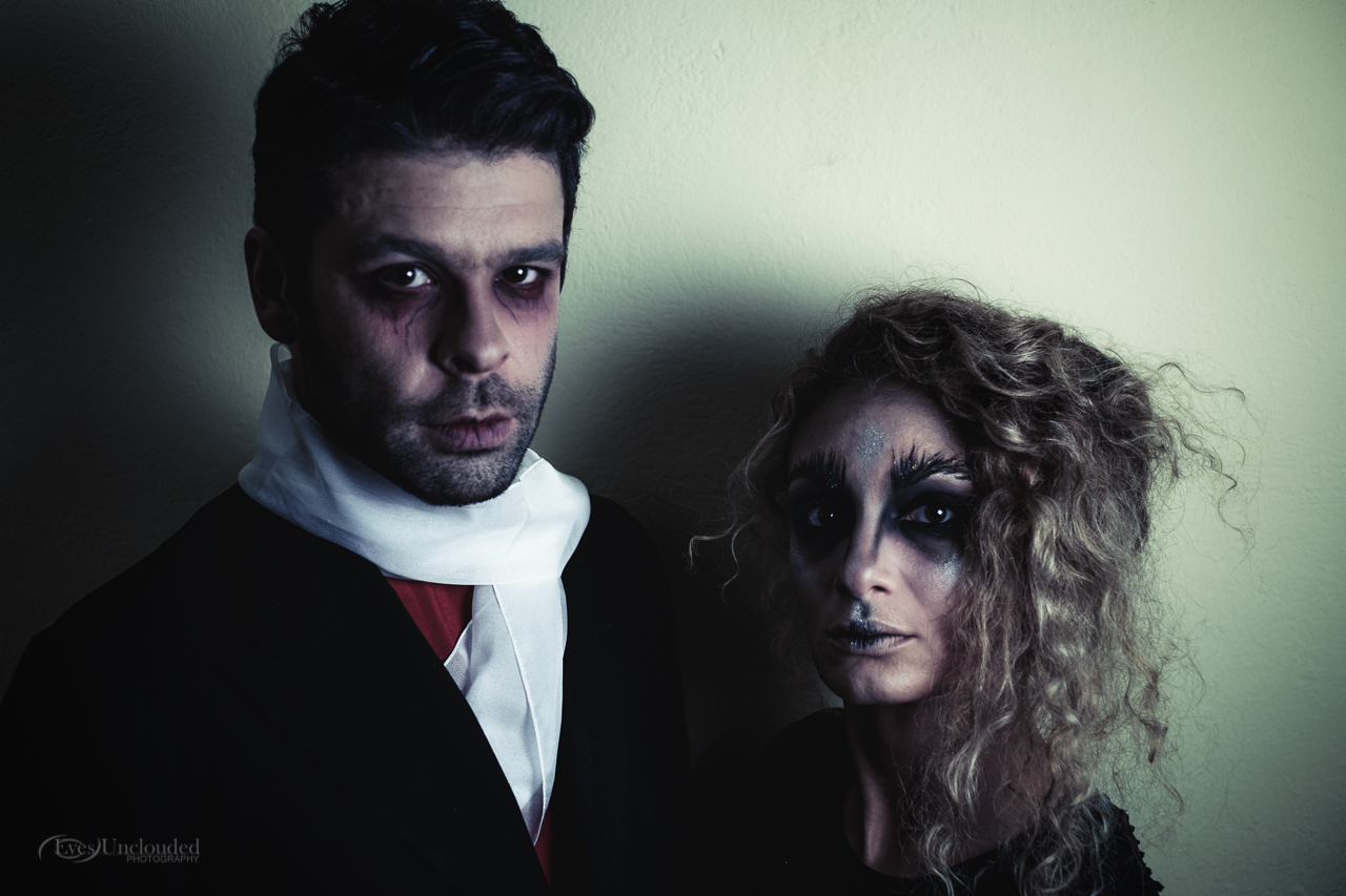 Models: Anna Omiridi and George Spyropoulos
