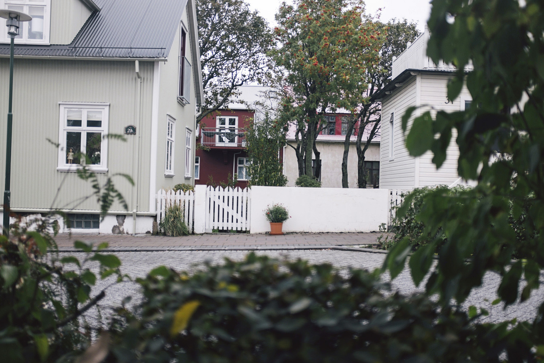 Skólavörðustígur, Reykjavik