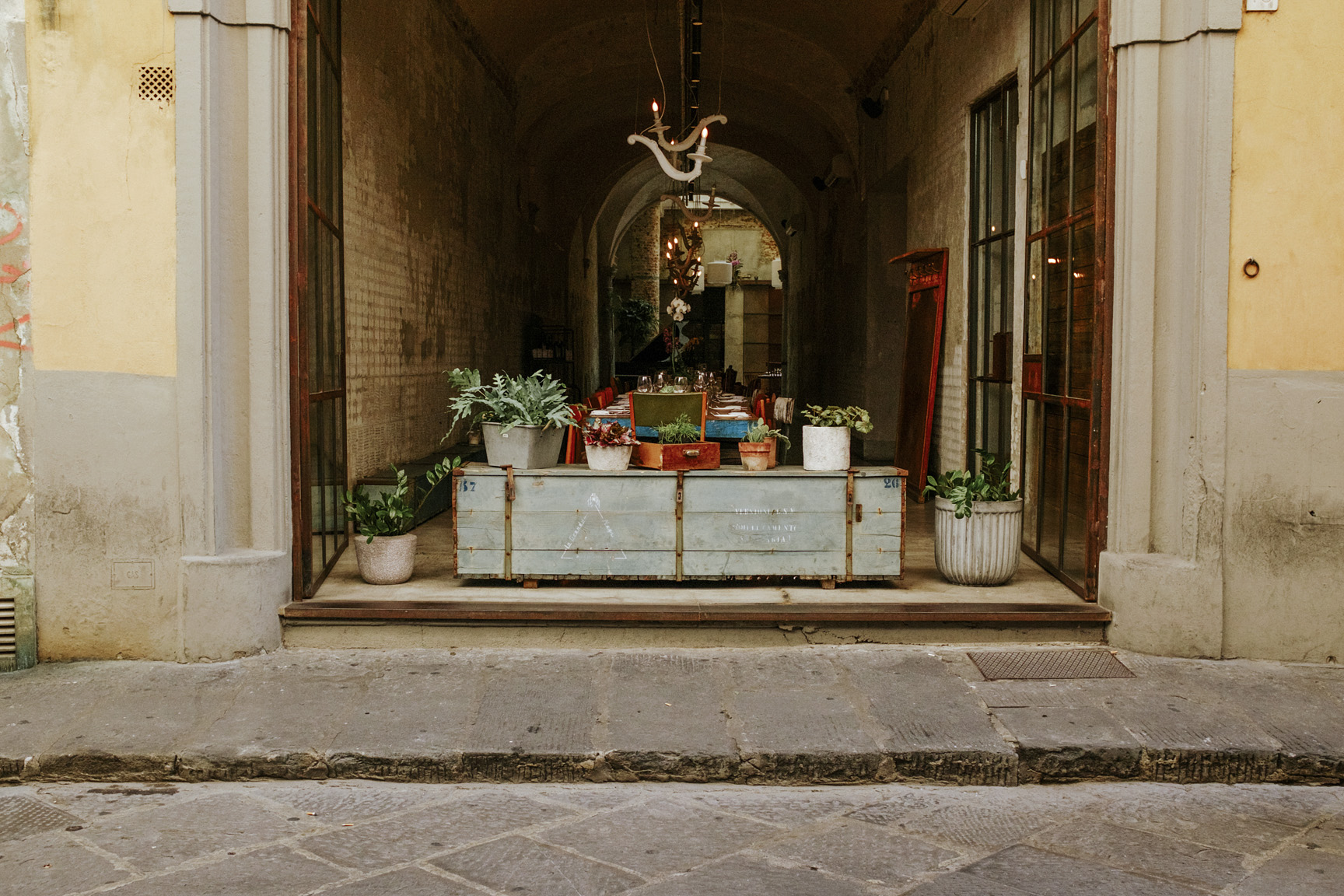 La Ménagère, Florence