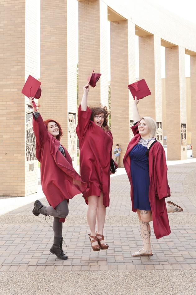 Lethbridge Grad Ceremony