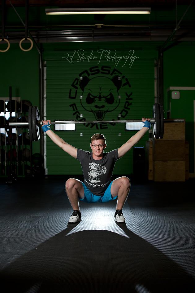 Crossfit Grad Fitness Photographer
