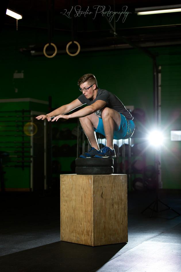 Fitness Photography Grad Shoot
