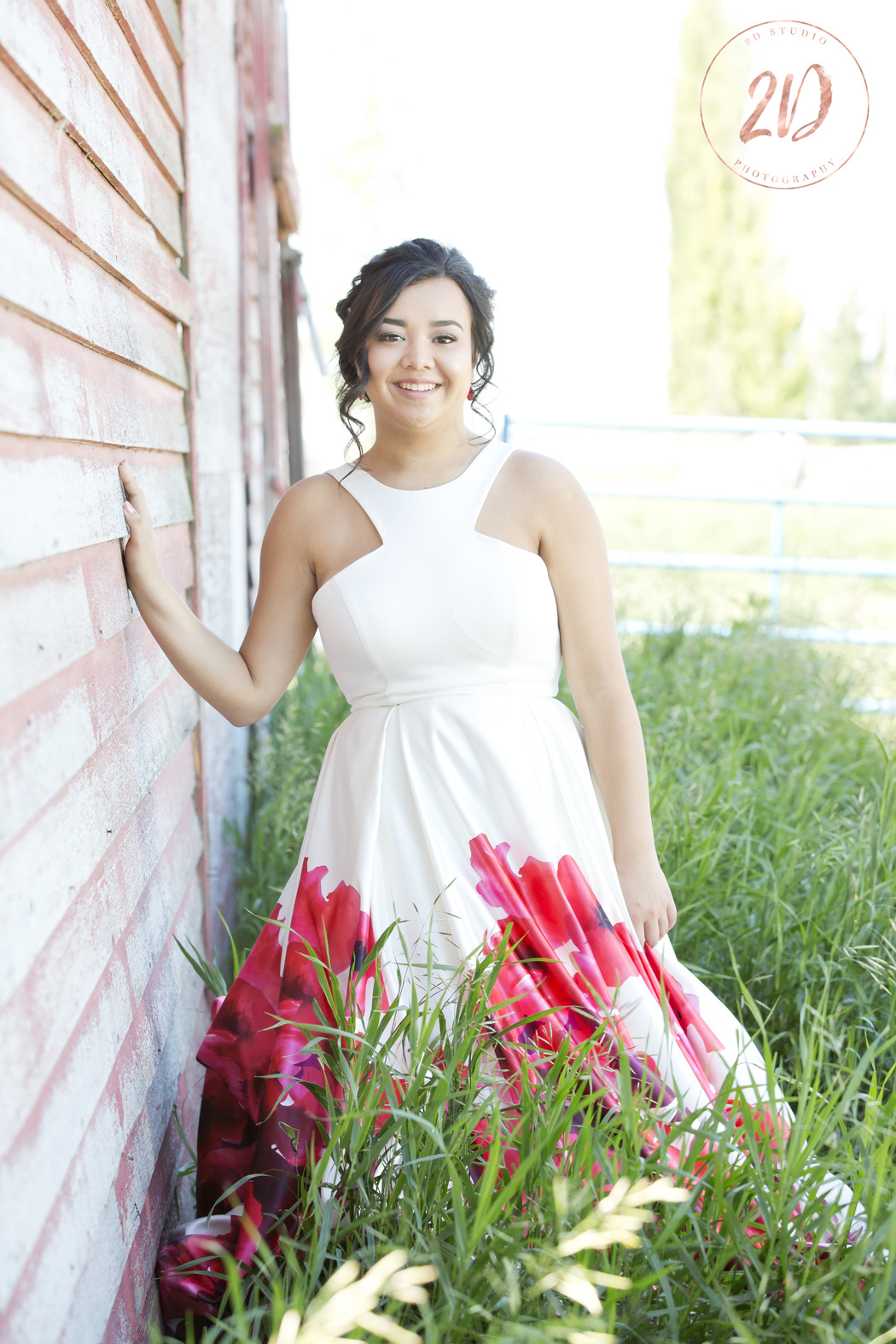 Country Grad Session