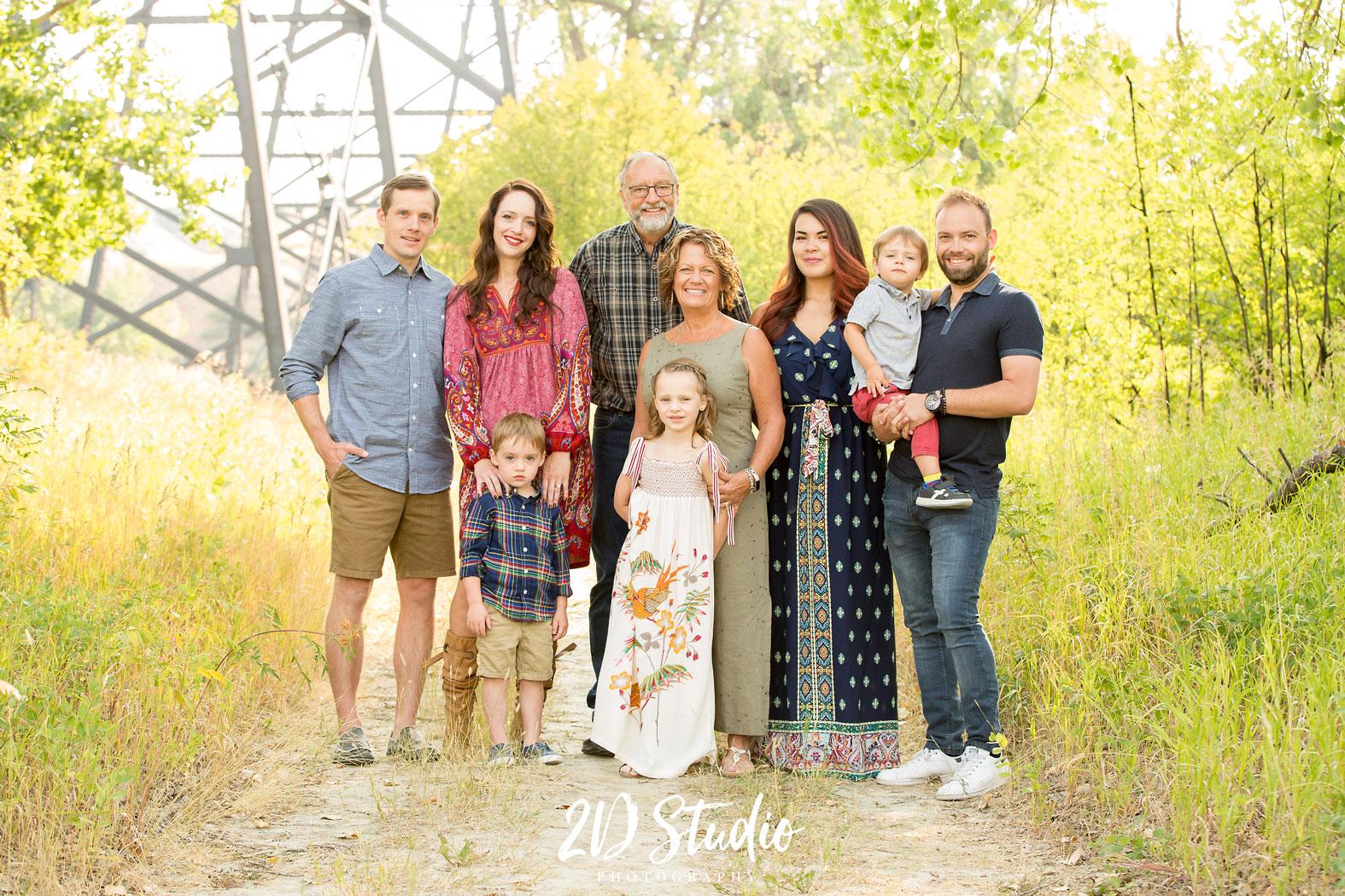 Family PHotos Lethbridge