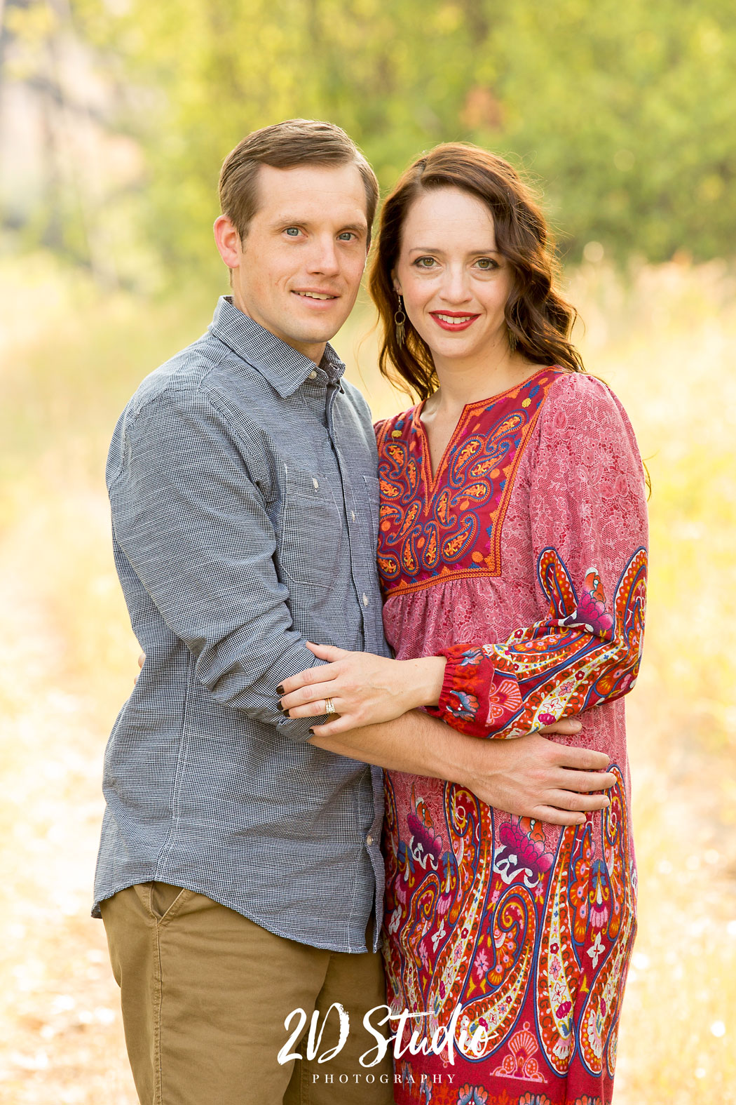 Couples Engagement Family Photographer