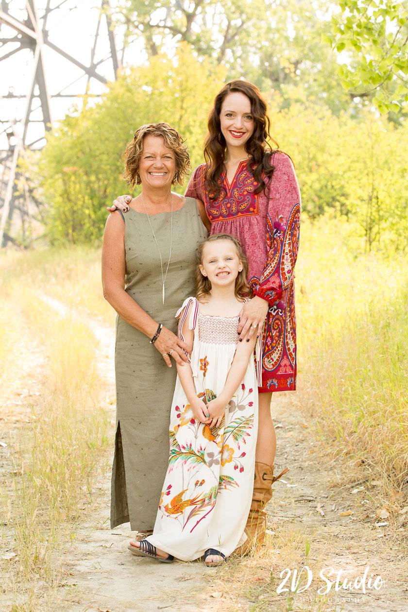 Book Family Photographer Outdoor Portrait