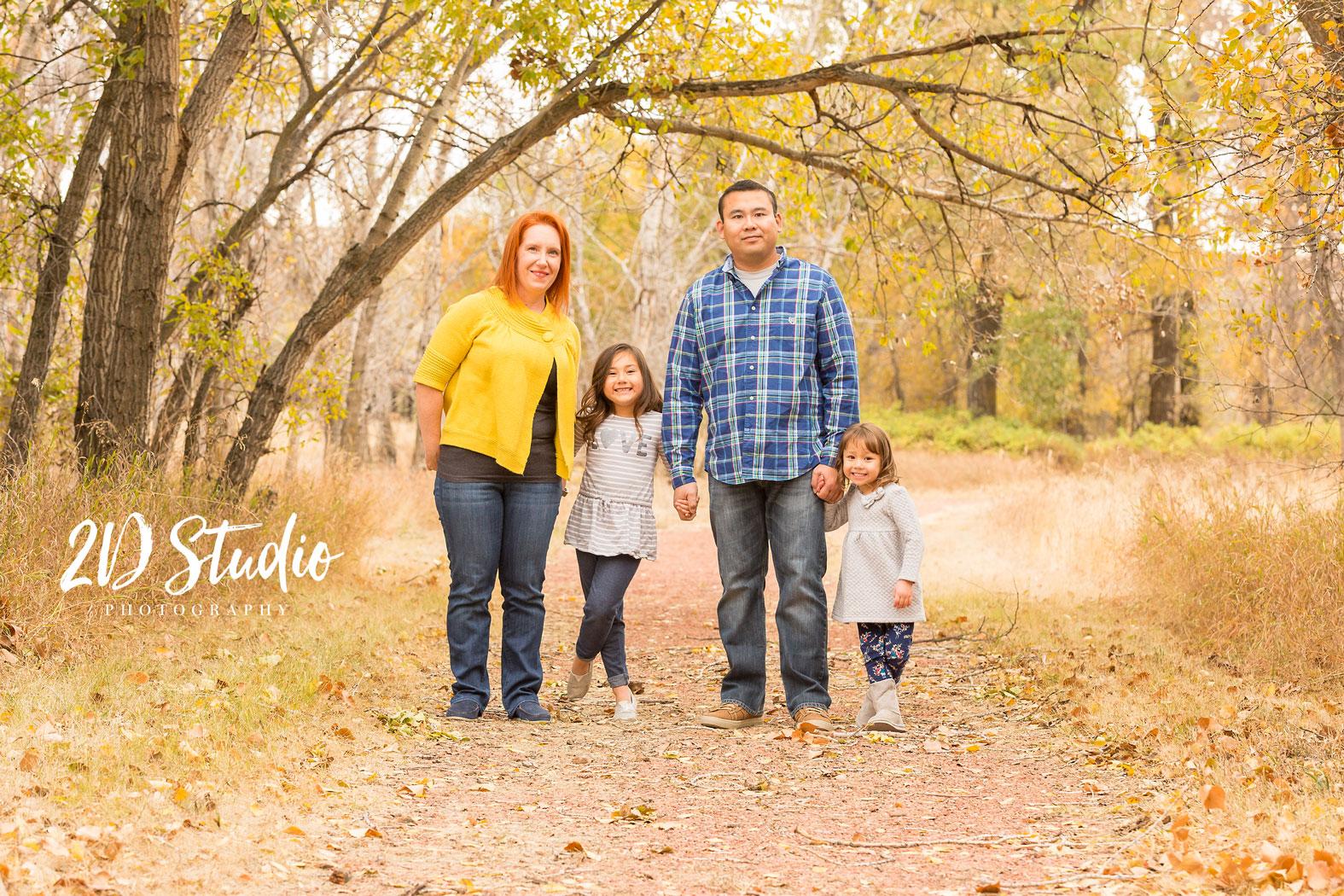 Family Picture Lethbridge