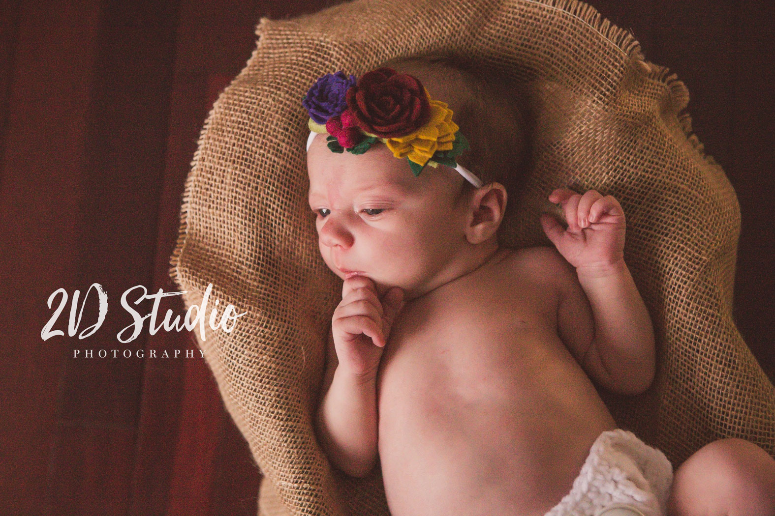 Newborn Baby Photography Session Lethbridge