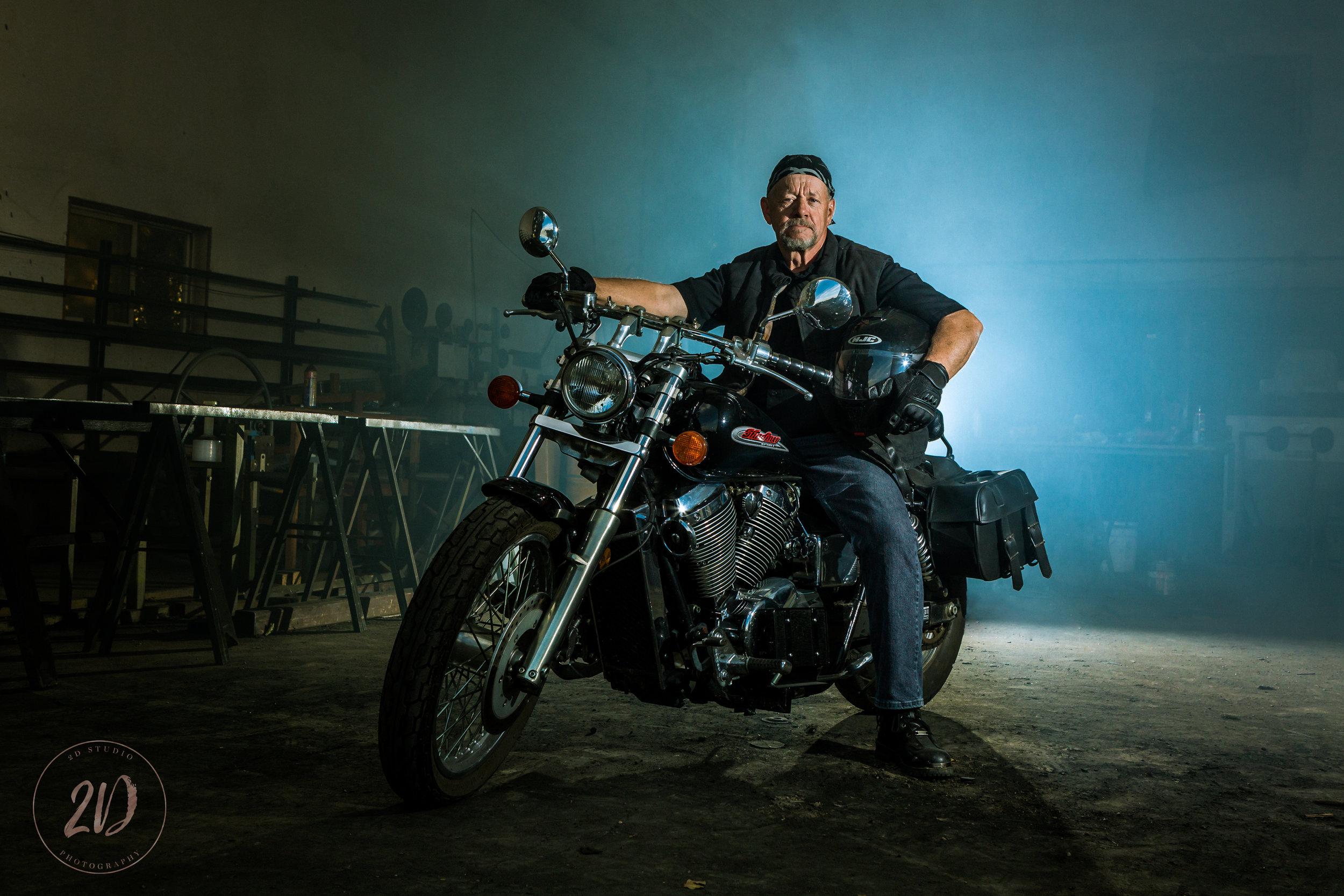 Portrait_Shop_Environmental_Coaldale_Lethbridge_Motorcycle_Smoke