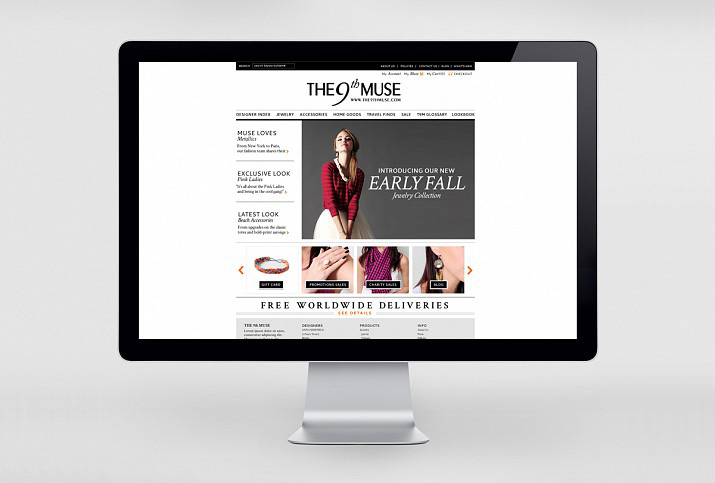 The 9th Muse Website