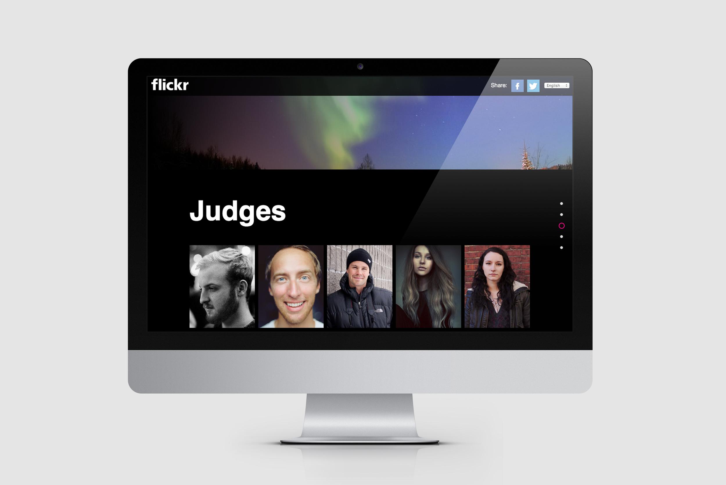 12 Days of Flickr Judges