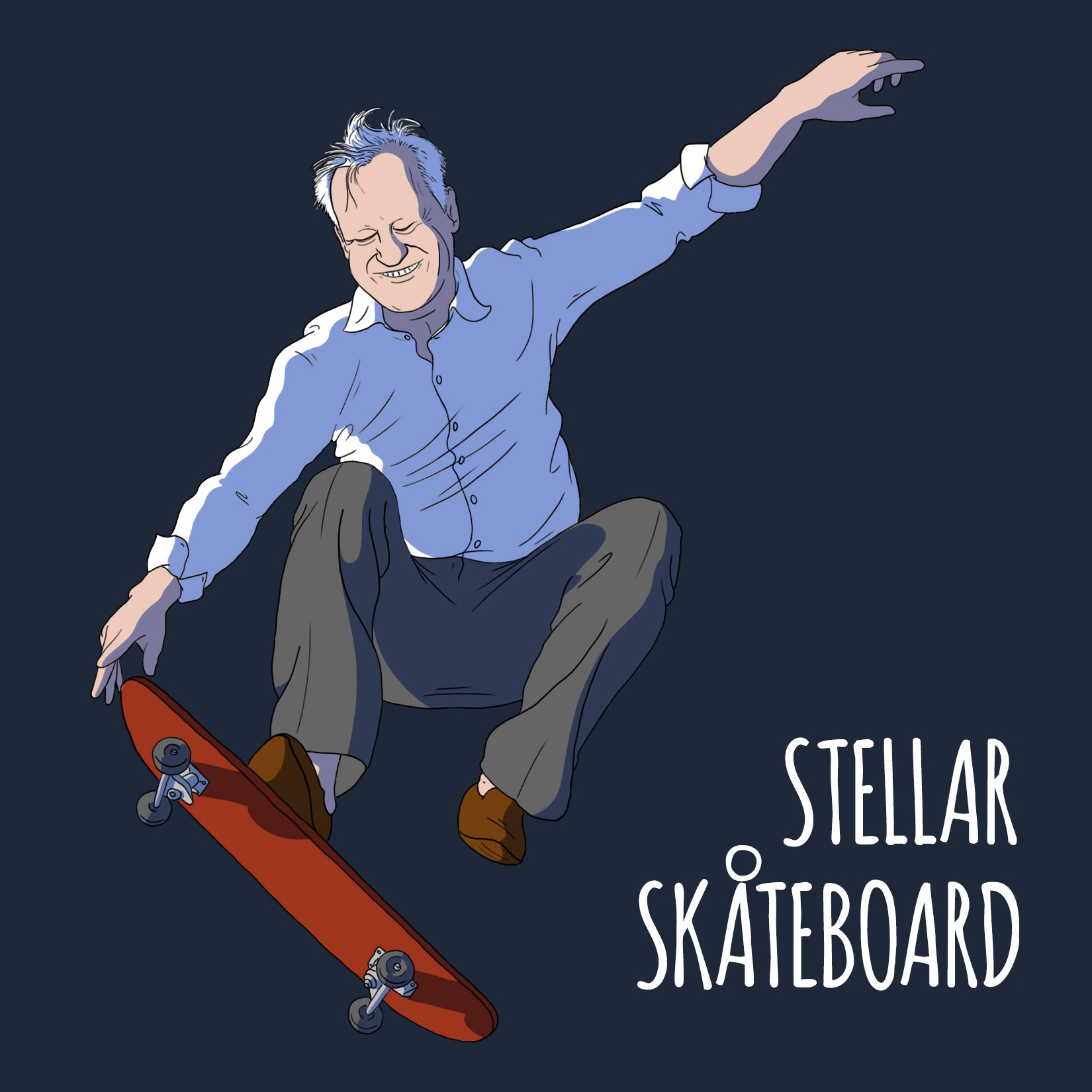 """Stellar Skateboard"" for How Did This Get Made"