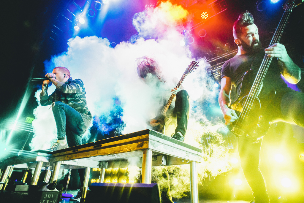 Memphis May Fire | House of Blues, Anaheim | October 2014