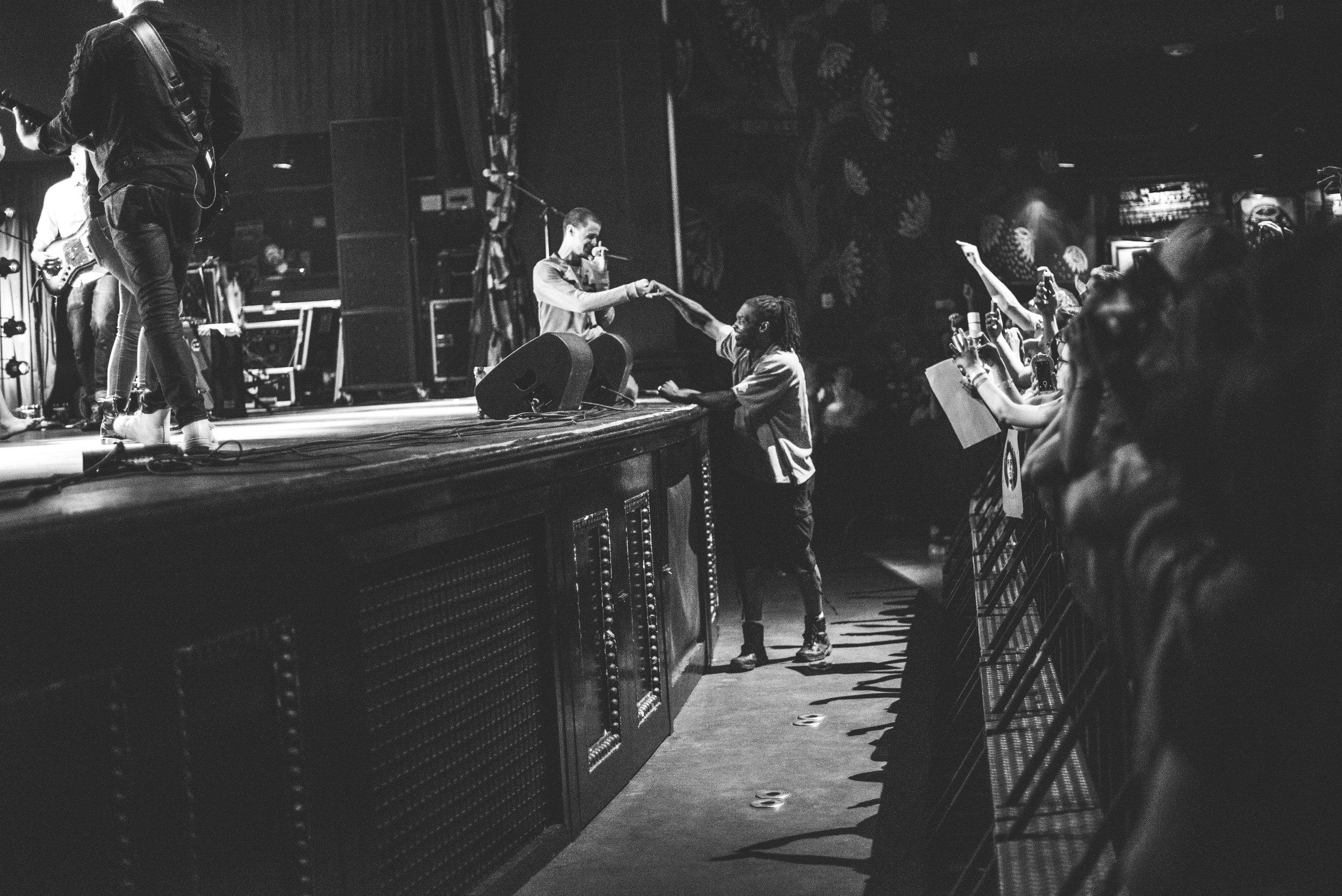 September 2016  • Watsky  • House of Blues • Dallas, TX
