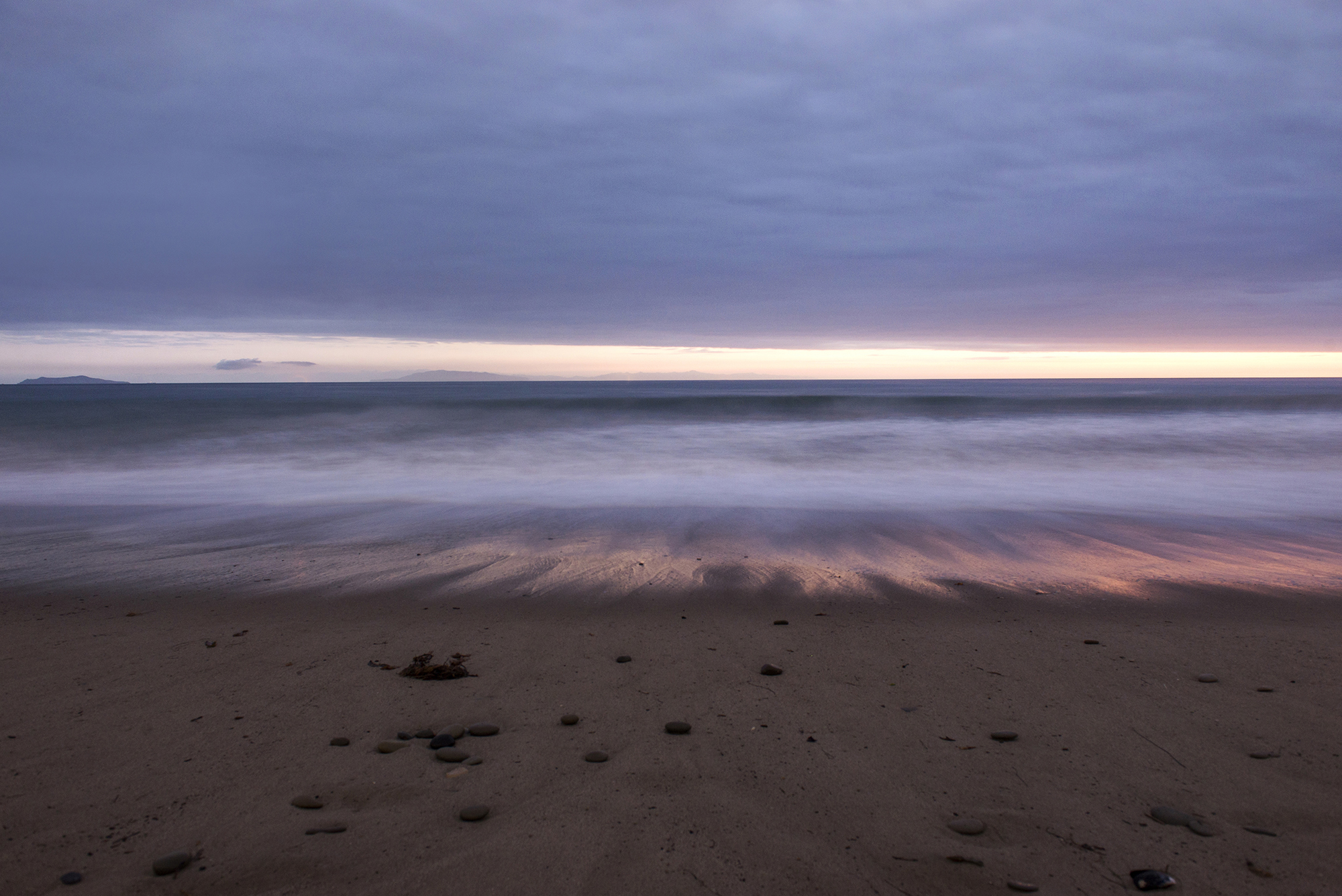 This one was a 10-second exposure at dusk.