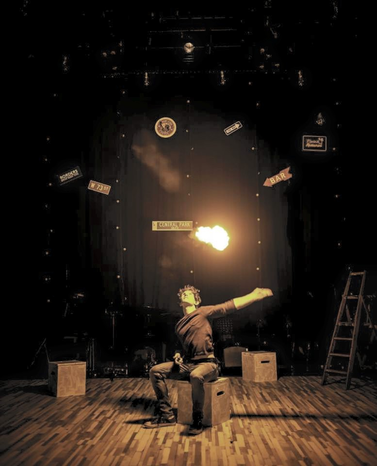 The Last Five Years - Lyric Theatre, Belfast