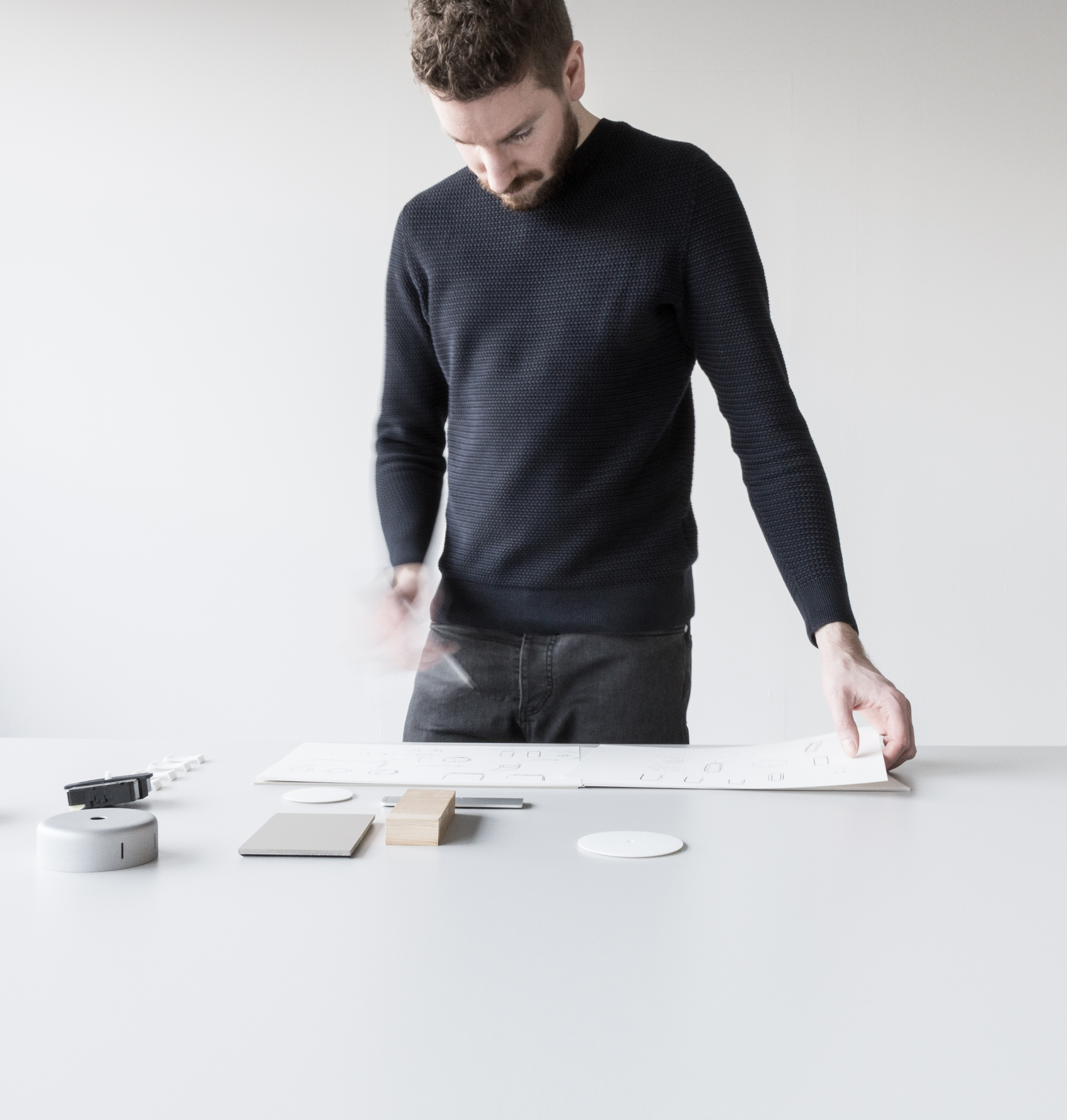 Dutch designer Remi van Oers