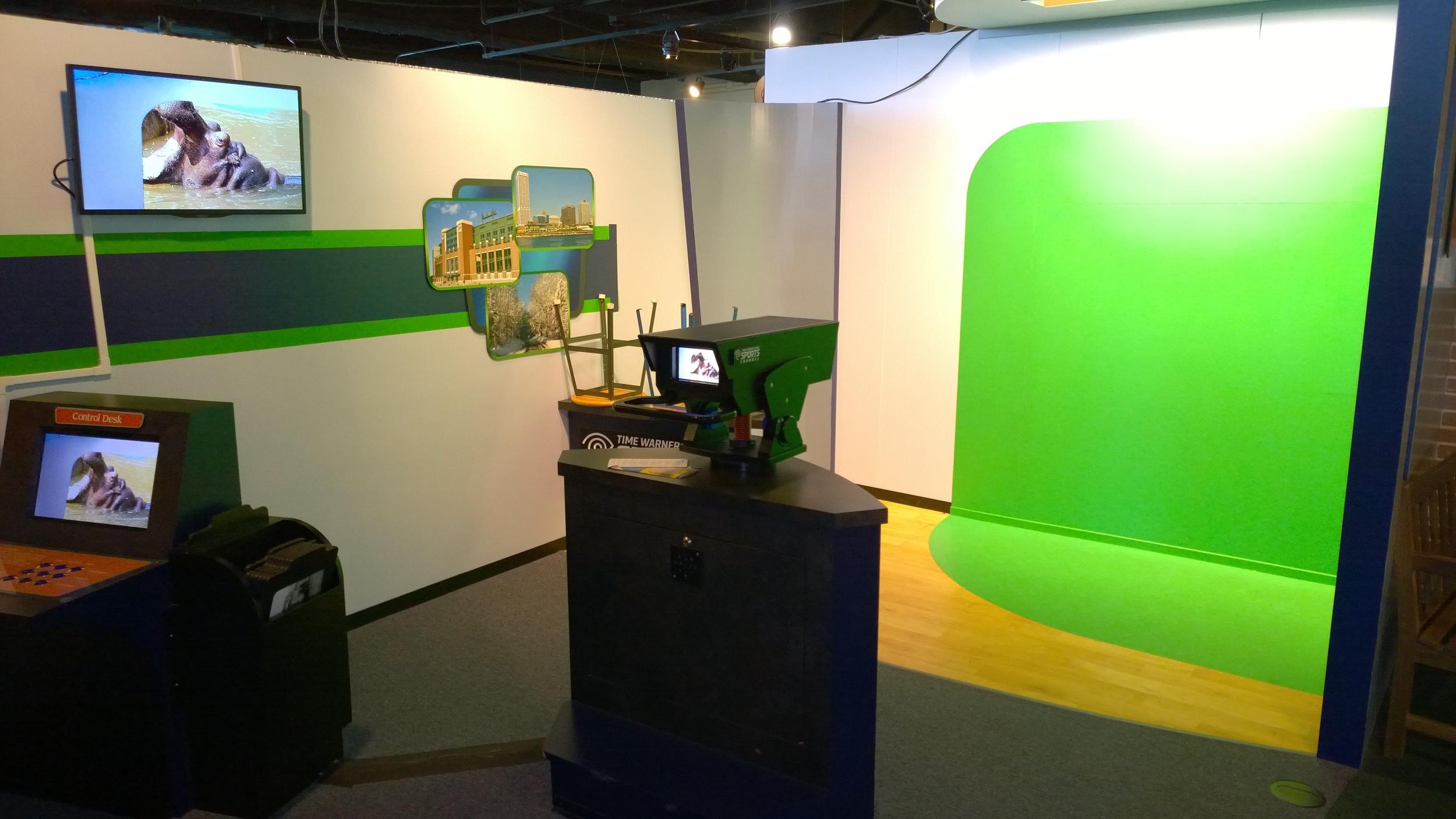 BBTV - Green Screen