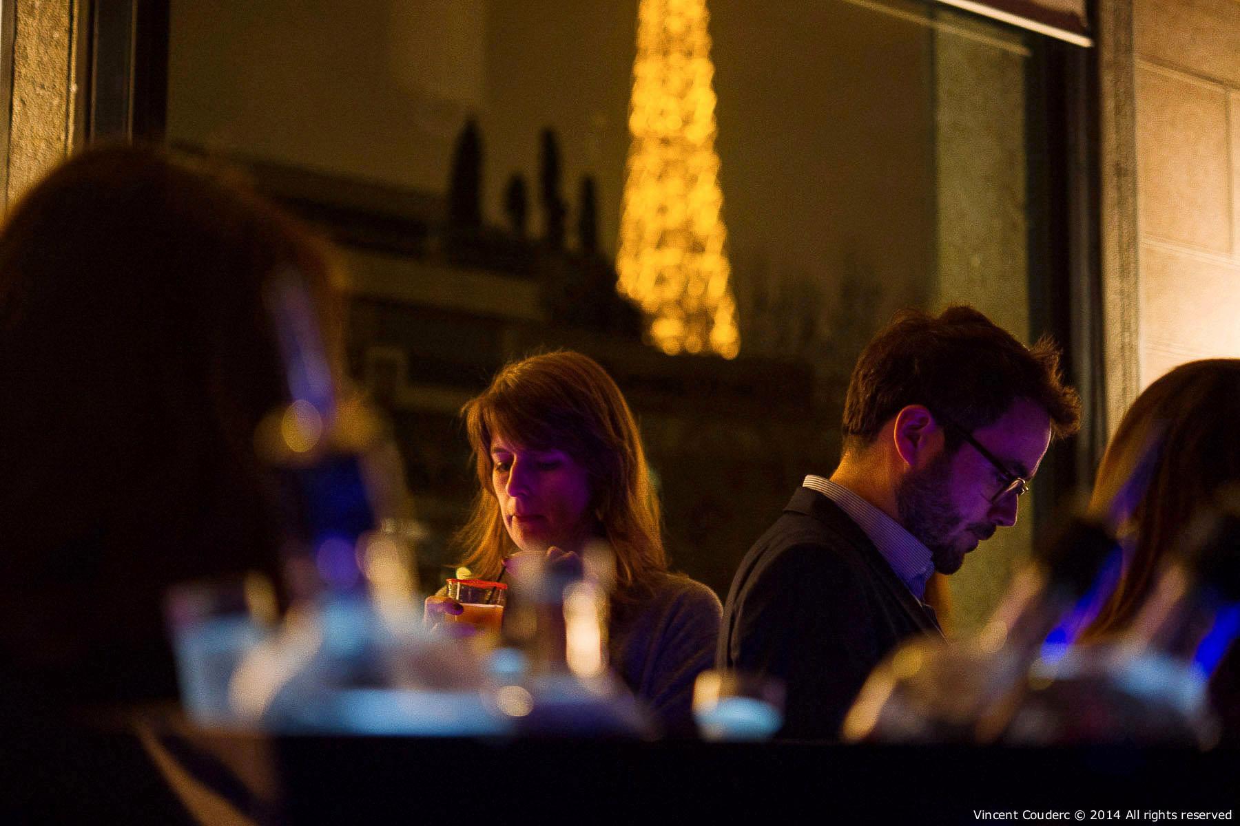 Exposition sur le travail du photographe Henri Dauman Palais d'Iéna,Paris, 2014.   www.manhattan-darkroom.com
