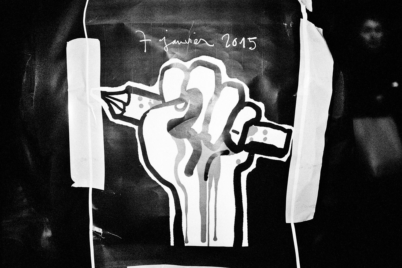 Marche Républicaine 11 janvier 2015, Paris