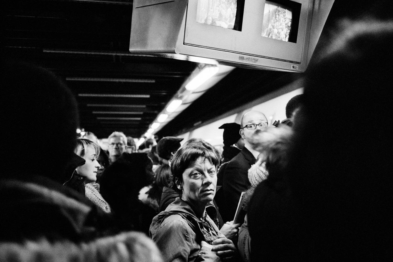 RER B, Paris 2016-2017