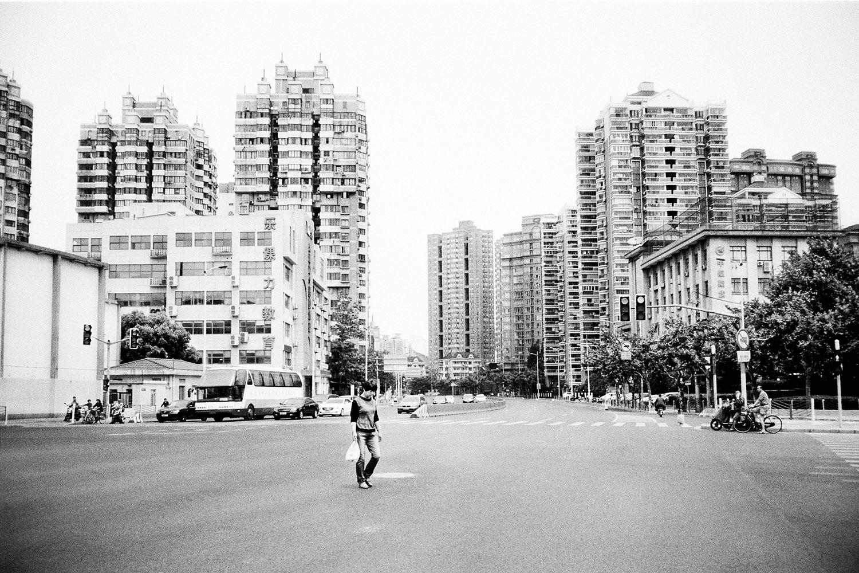 Xuhui District, Shanghai, 2017