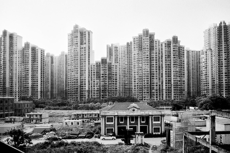 Zhabei District, Shanghai, 2017