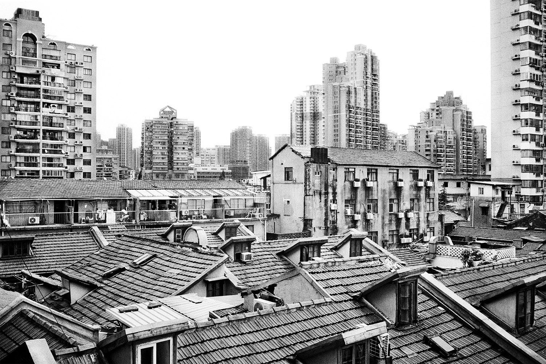 Hongkou District, Shanghai, 2017