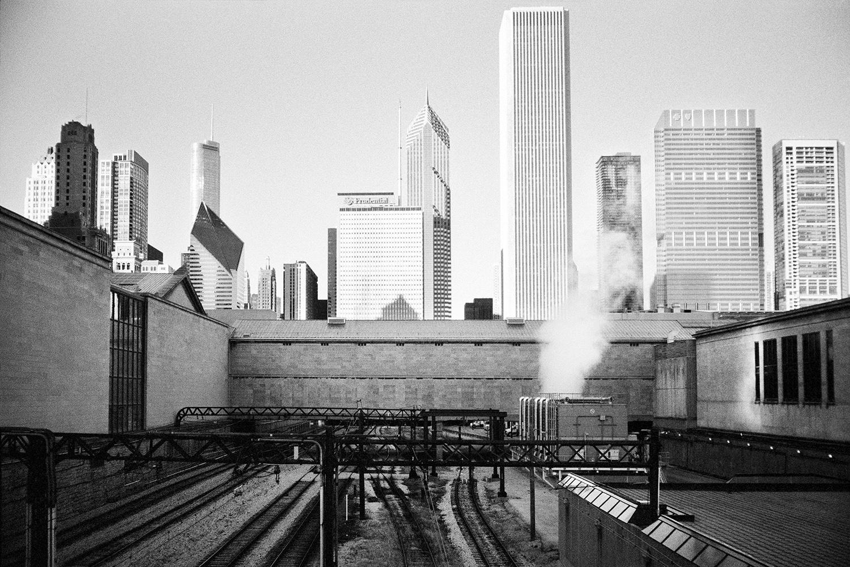 Millennium Park, Chicago, 2013