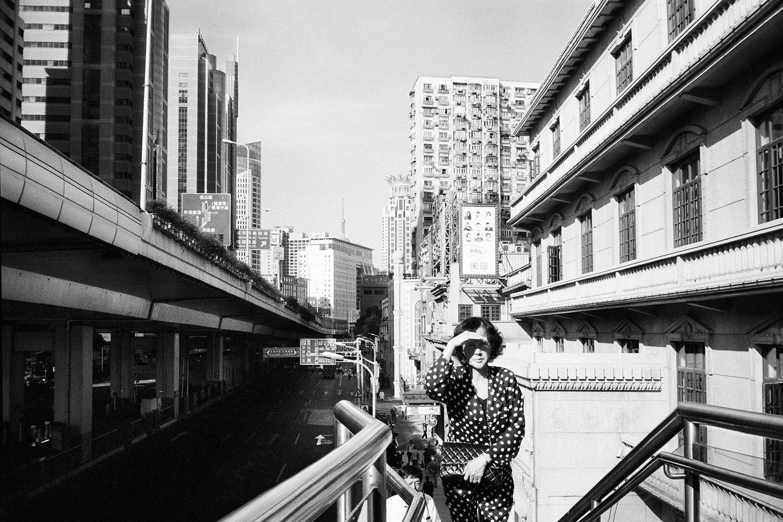 Jinling East Road Shanghai 2017