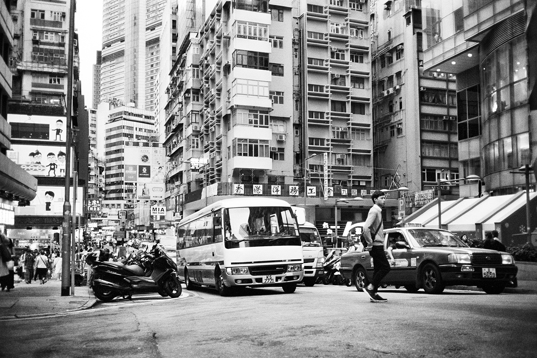 Tsim Sha Tsui, Hong Kong, 2018