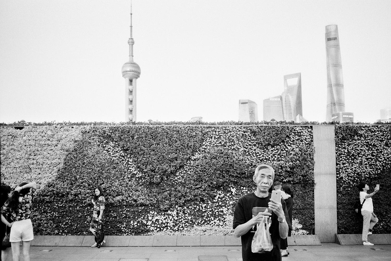 Waitan, Shanghai, 2017