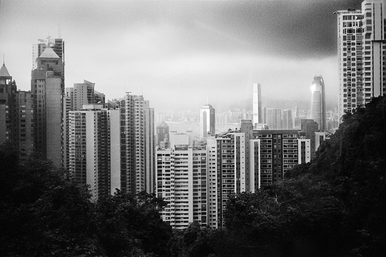 The Peak, Hong Kong, 2018