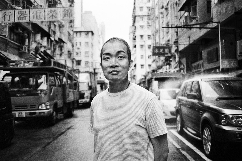 Sham Shui Po, Hong Kong, 2018