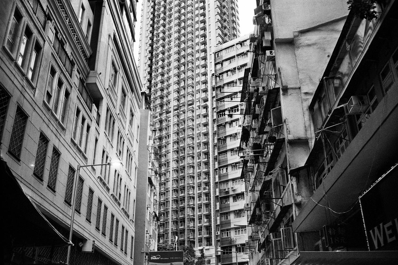 Mid-Levels, Hong Kong, 2018