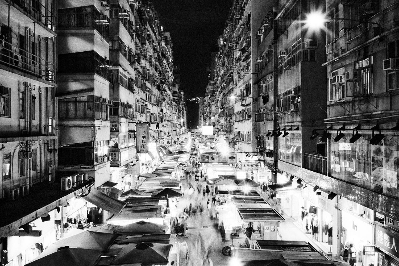 Mong Kok, Hong Kong, 2018