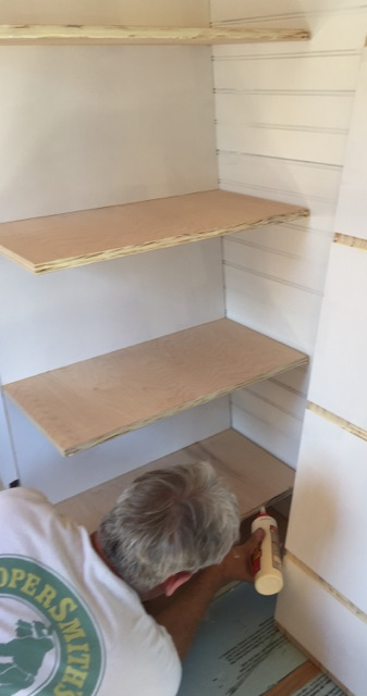 start of stair installation.jpg