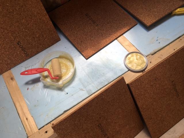 contact cement on cork tile backs.JPG
