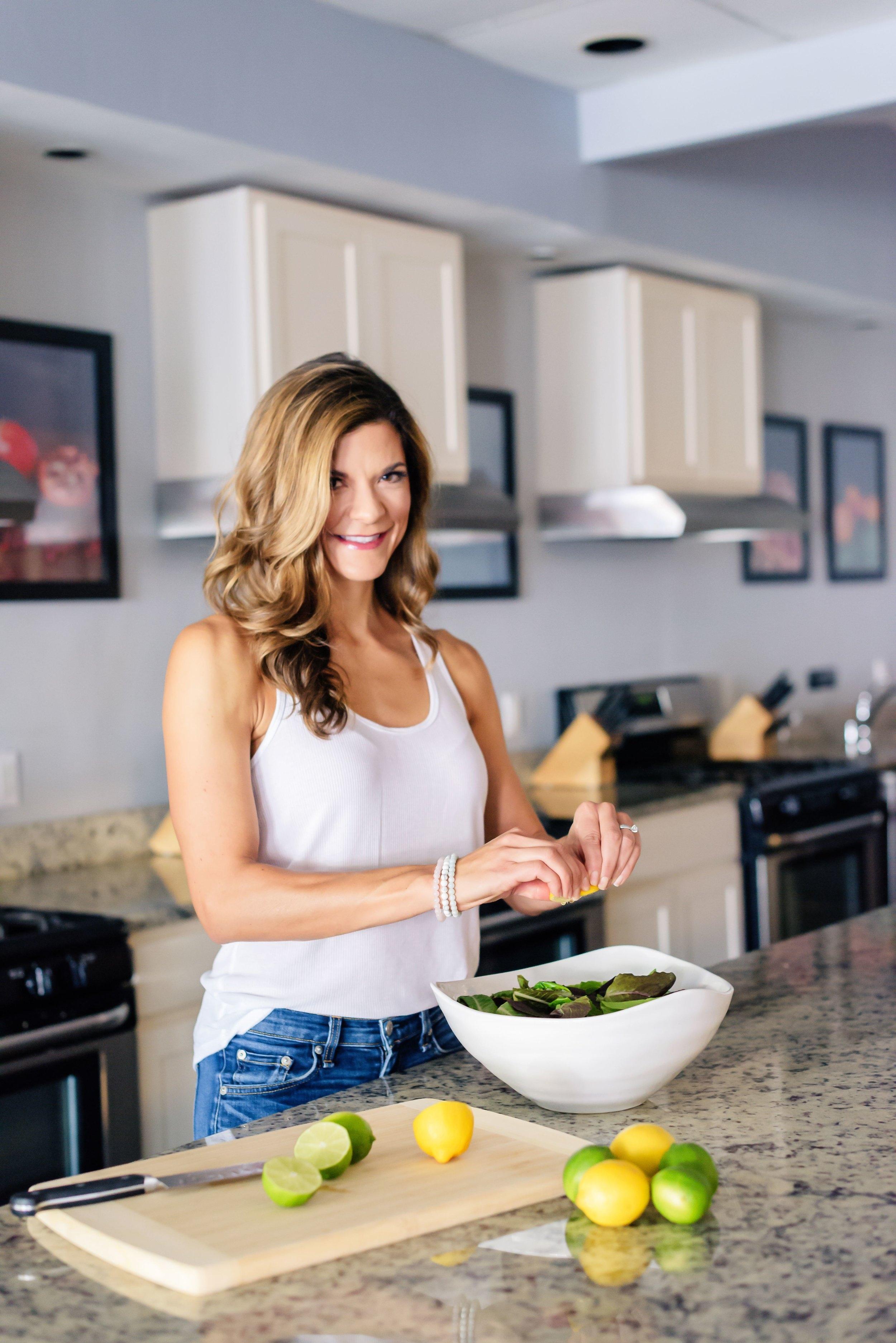 Kitchen Shift Wellness Products -