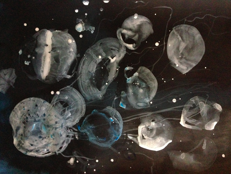 abyss   22 x 30