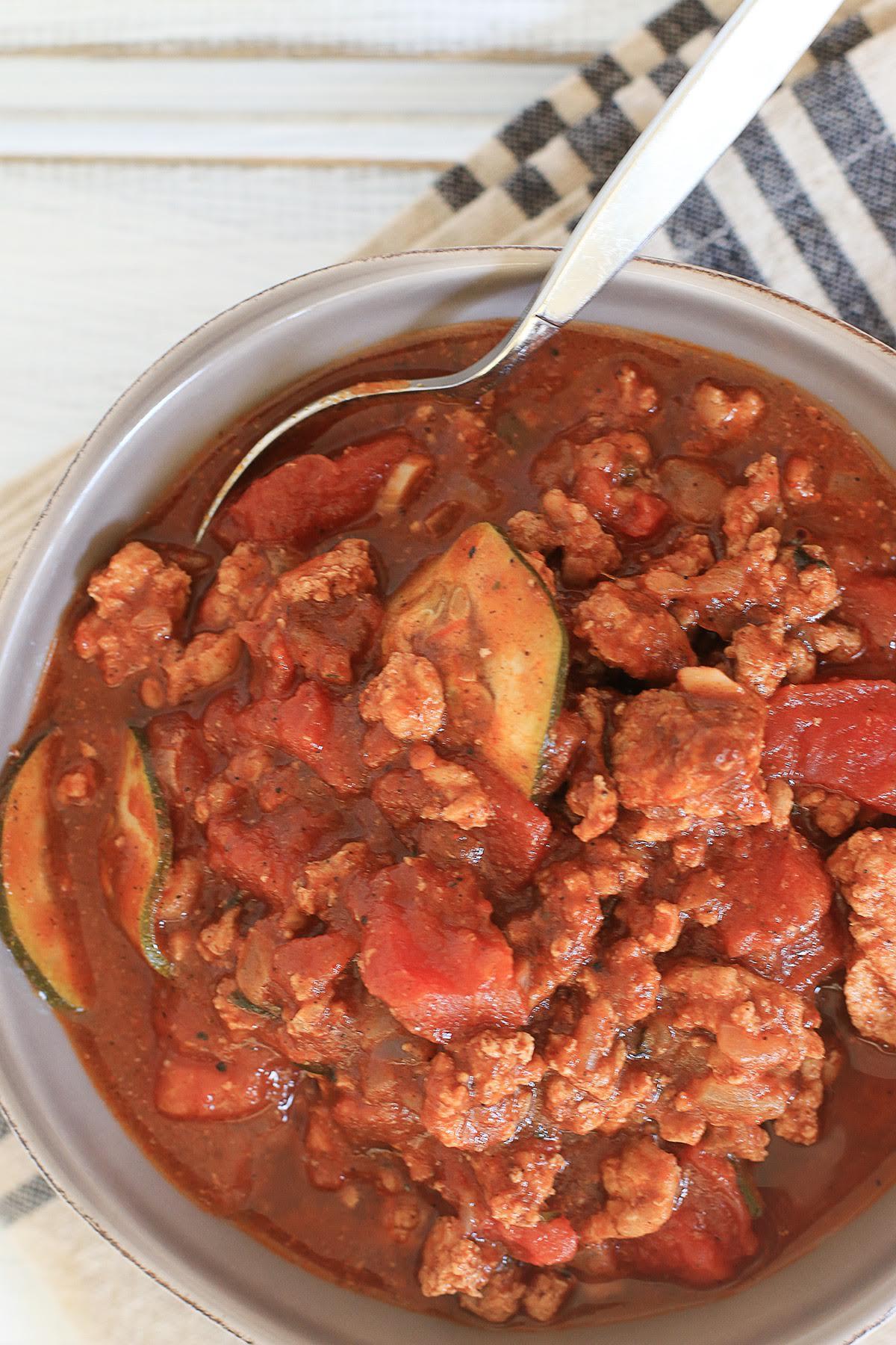 pittsburgh turkey chili