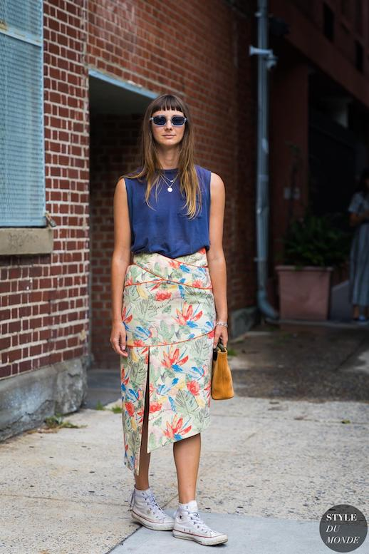 Le-Fashion-Blog-Brie-Welch-Blue-Tank-Top-Printed-Floral-Pencil-Skirt-With-Slit-White-Converse-Sneakers-Via-Style-Du-Monde.jpg