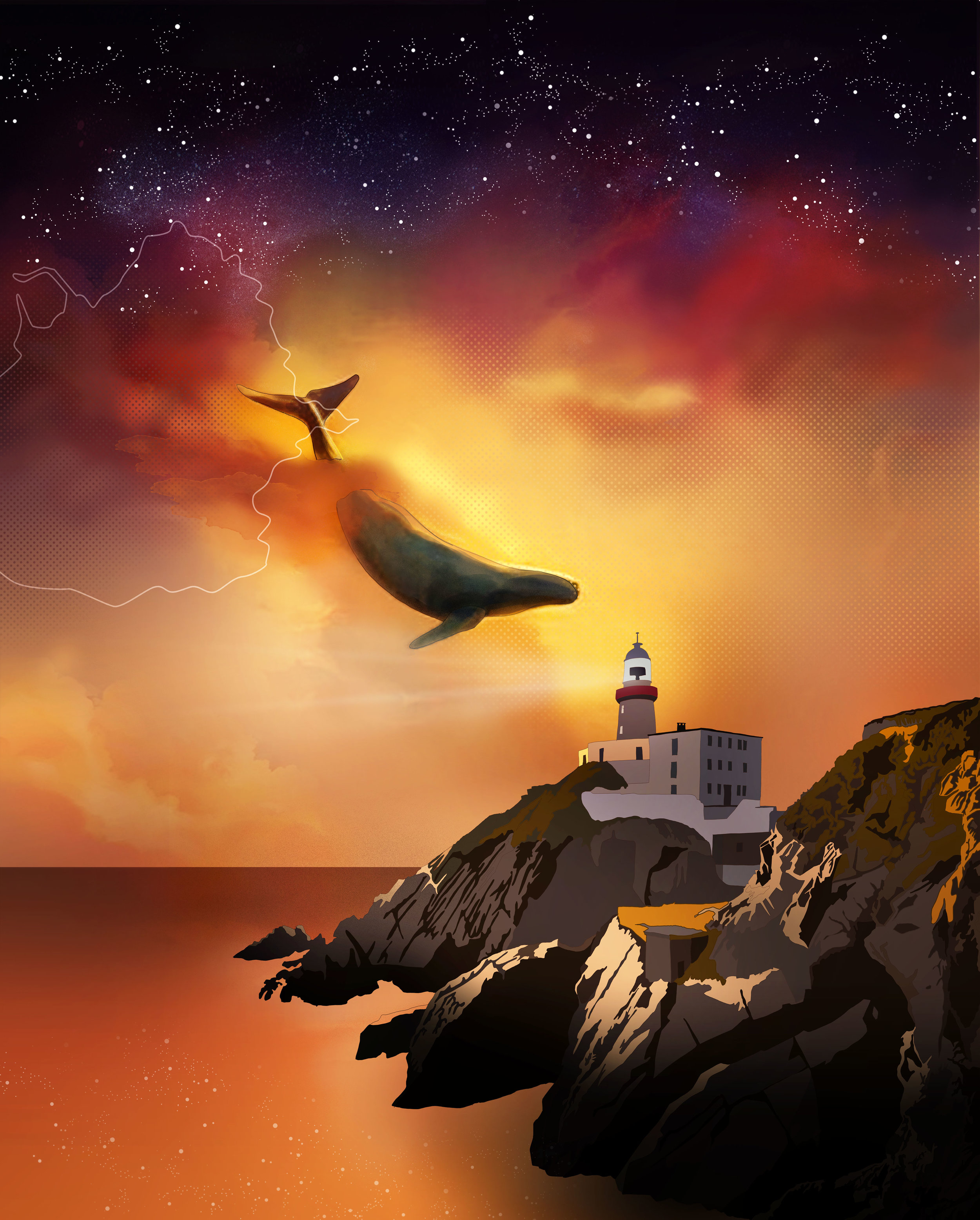 Howth and the whale
