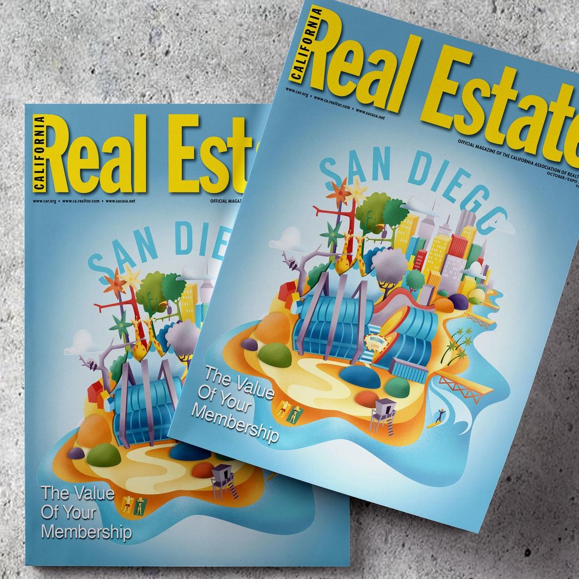Illustration - Editorial, Print and Web