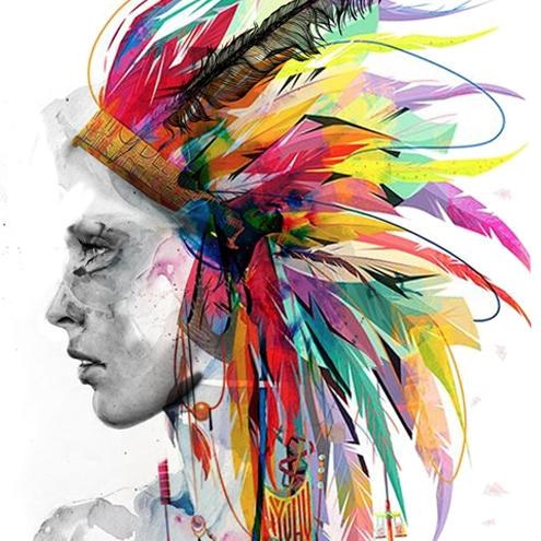 Shop Illustrations - Browse our range of unique and colourful art prints