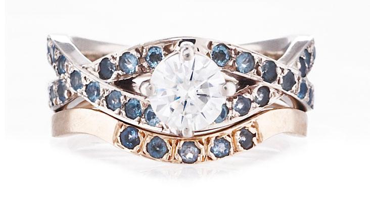 Apa Design Custom Engagement Ring 2010