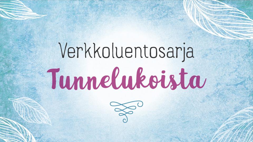 Verkkoluentosarja tunnelukoista on nyt tarjouksessa 39€.