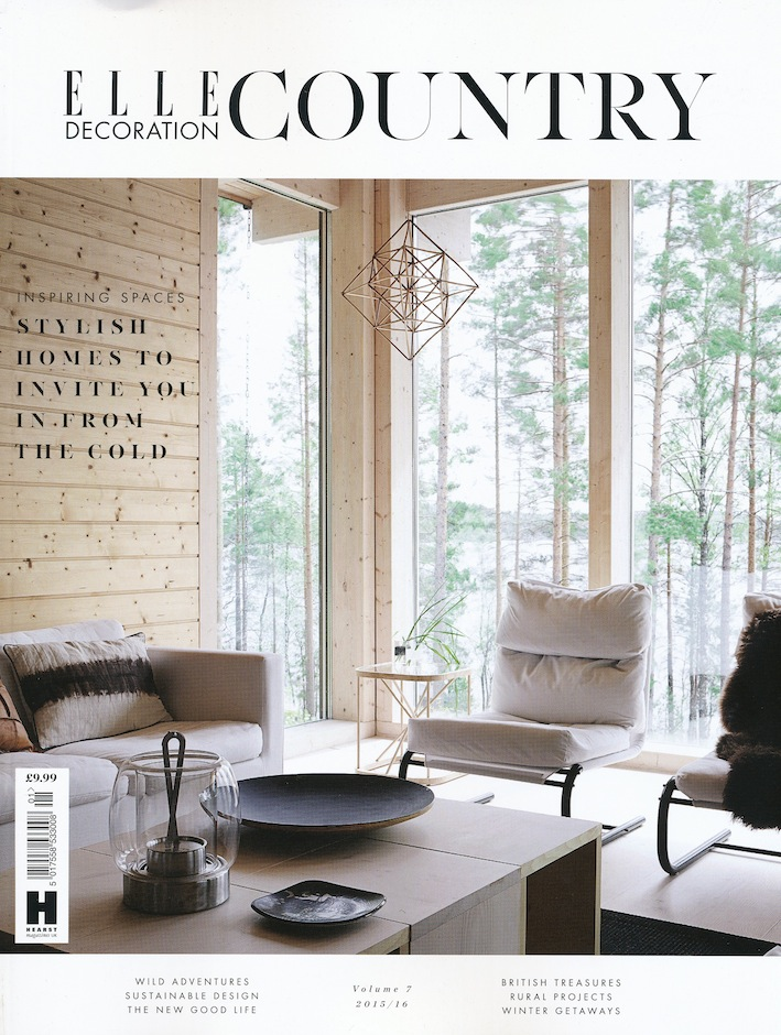 ELLE Decoration COUNTRY Volume 7, 2015/2016