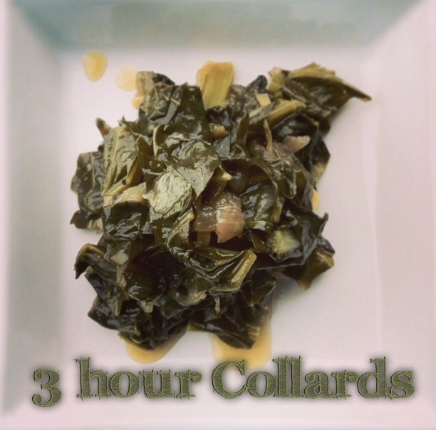 3 Hour Collards vegan